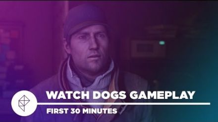 vid�o : Watch_Dogs : Intro PS4