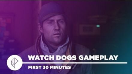 vidéo : Watch_Dogs : Intro PS4