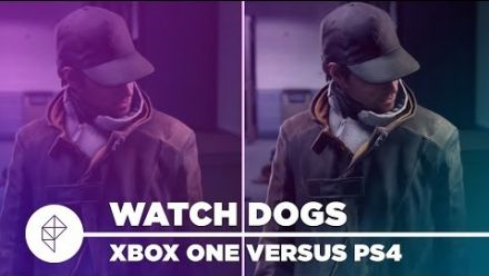 Watch_Dogs : PS4 vs Xbox One
