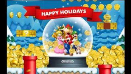 Vid�o : Nintendo Wii U : eShop Christmas Music