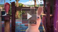 Vidéo : The Lapins Crétins Land - E3 2012 Trailer