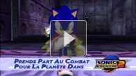 Nights : Into Dreams & Sonic Adventures 2 : PSN et XBLA Trailer