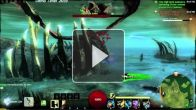 Guild Wars 2 Boss fight Tequatl the Sunless