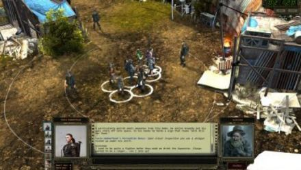 vidéo : Wasteland 2 arrive sur Xbox One