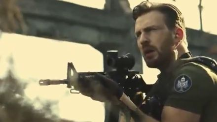 Vid�o : Call of Duty Online trailer feat. Chris Evans