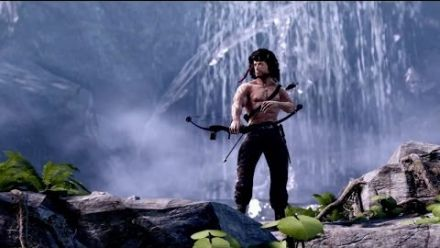 Vid�o : Rambo The Video Game Gameplay