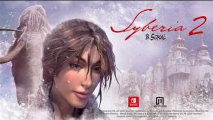 Vid�o : Syberia II : Trailer Switch
