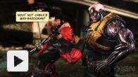 Vid�o : Deadpool : Trailer Gameplay FR