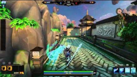 Vid�o : Smite - 60 fps sur PS4 et Xbox One