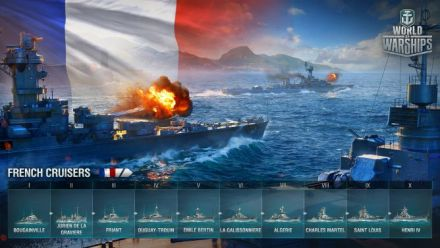 Vidéo : World of Warships - Trailer de lancement