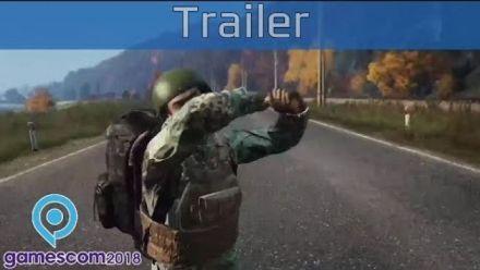Vidéo : DayZ - Gamescom 2018 Trailer [HD 1080P]