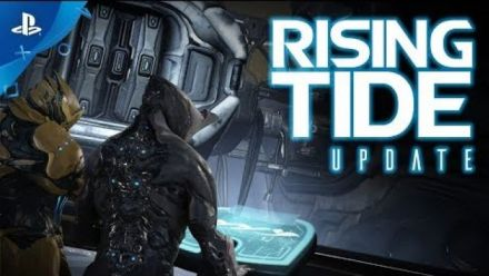 Vid�o : Warframe: Rising Tide - Available Now | PS4