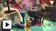 Tearaway : 9 minutes de gameplay commentées VO