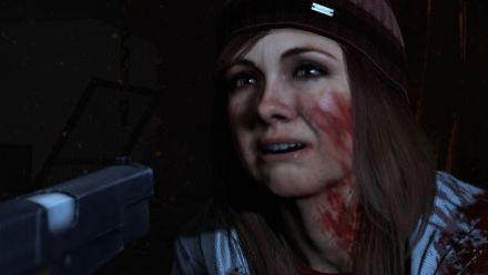 vid�o : Until Dawn - 7 minutes de gameplay