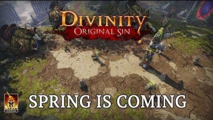 vidéo : Divinity : Original Sin - Trailer annonce