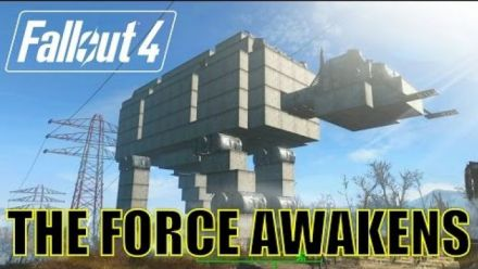 Fallout 4: The Force Awakens