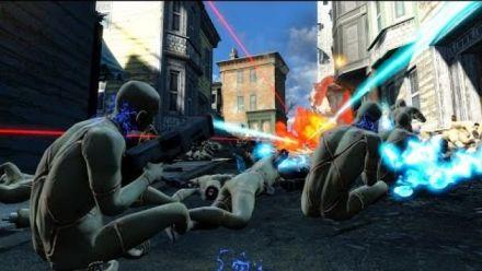 Fallout 4 - bataille des robots