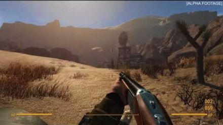 Vidéo : Fallout 4 New Vegas : System and Gameplay