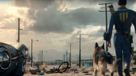 Fallout 4 - Le Nomade - images réelles