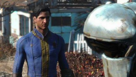 vidéo : Fallout 4 : Traversée de la map #2
