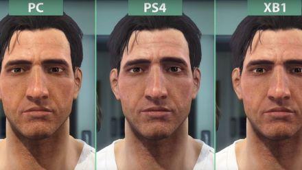 Fallout 4 : Comparatif PS4, Xbox One et PC