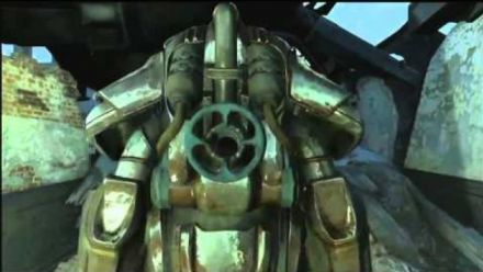 vid�o : Fallout 4 Gameplay - E3 2015