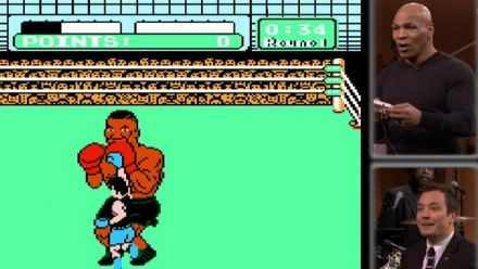 Vid�o : Mike Tyson s'affronte à Punch-Out!!