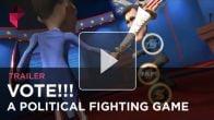 Vidéo : Vote!!! : le trailer avec Obama et Romney