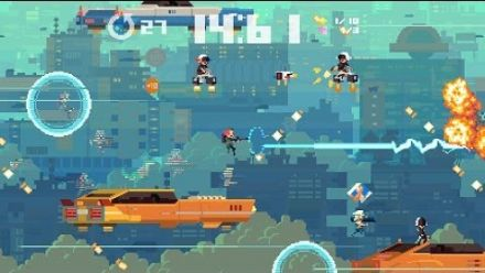 Vid�o : Super Time Force Slow Motion