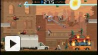 vidéo : Super Time Force - Trailer de Gameplay