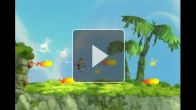 vid�o : Rayman Jungle Run - Trailer