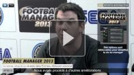Football Manager 2013 - Annonce