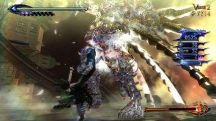 vidéo : Bayonetta 2 - La sorcière est de retour (Wii U)