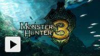 vid�o : Monster Hunter 3 Ultimate Trailer FR Intro