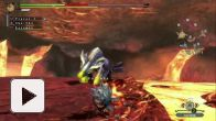 vidéo : Monster Hunter 3 Ultimate : Brachydios Gameplay