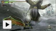 vidéo : Monster Hunter 3 Ultimate : Lagombi Gameplay
