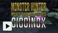 Vid�o : Monster Hunter 3 Ultimate : Gigginox