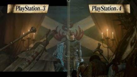 Vid�o : Dragon's Dogma Dark Arisen : Vidéo comparative Ps3/PS4