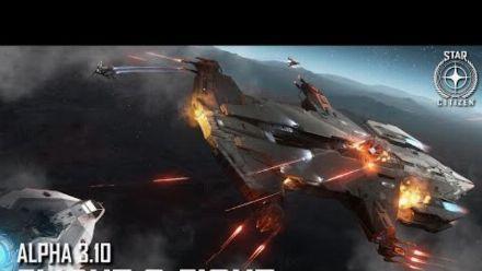 Vid�o : Star Citizen: Alpha 3.10 - Flight & Fight