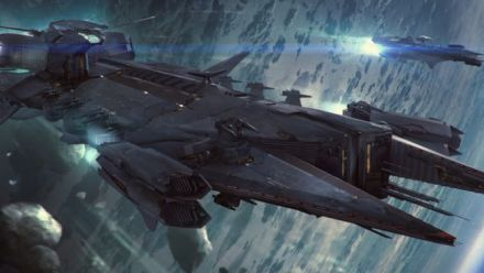Vid�o : Star Citizen - Présentation du Javelin