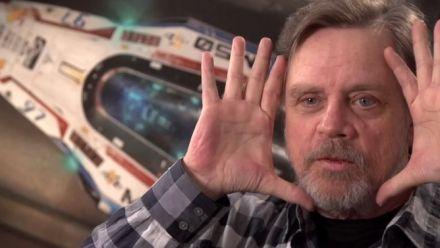 vidéo : Star Citizen : coulisses avec Mark Hamill