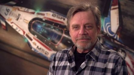 Vidéo : Star Citizen Squadron 42 : Mark Hamill (IGN)