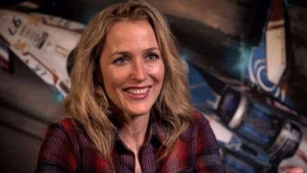 Vid�o : Le Making-of avec Gillian Anderson