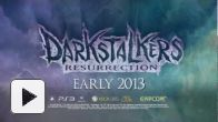 Vid�o : Darkstalkers Resurrection : Comic Con Trailer