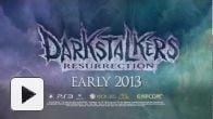 Vid�o : Darkstalkers Resurrection : Comic Con Trailer