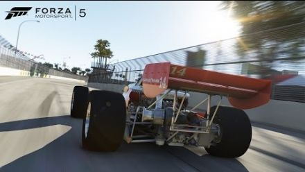 Vid�o : Forza 5 : Le circuit de Long Beach arrive gratuitement