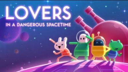Trailer Switch de Lovers In A Dangerous Spacetime