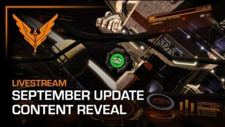 Elite Dangerous September Update - Content Reveal