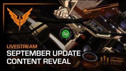 Vid�o : Elite Dangerous September Update - Content Reveal