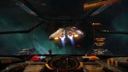 E3 2014 - Elite : Dangerous - Trailer